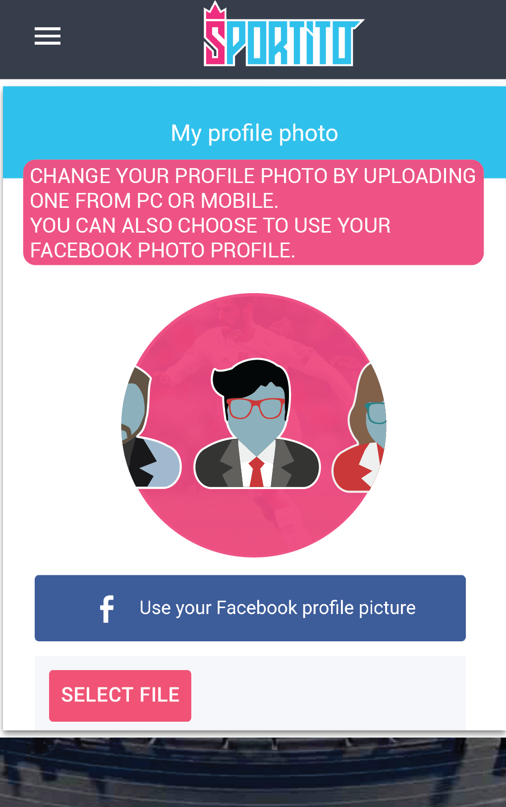 how to set up automatic messages on personal facebook profiles